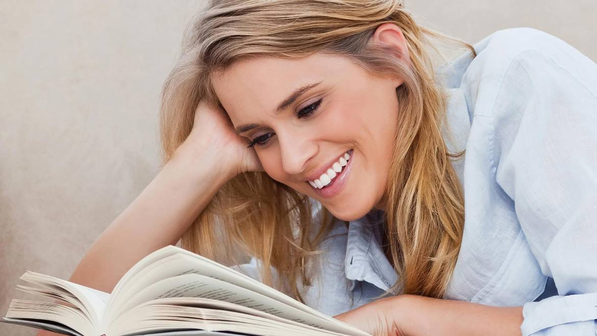 20 books to help you be in good mood