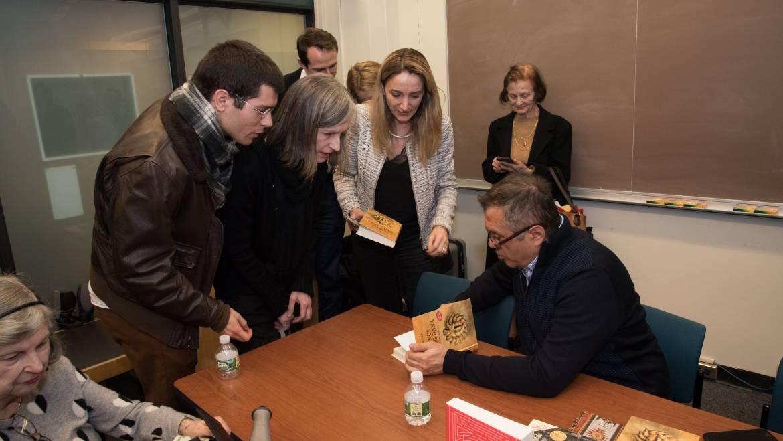 Pištalo nastavlja da u Americi promoviše srpske velikane