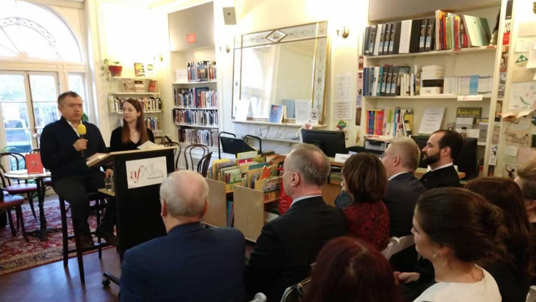 Milenijum u Beogradu promovisan u Vašingtonu