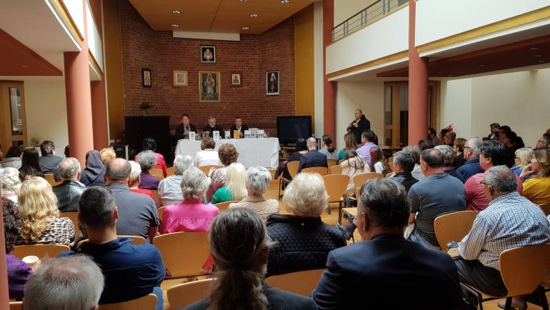 Književne promocije Vladimira Pištala u Hanoveru, Frankfurtu i Berlinu