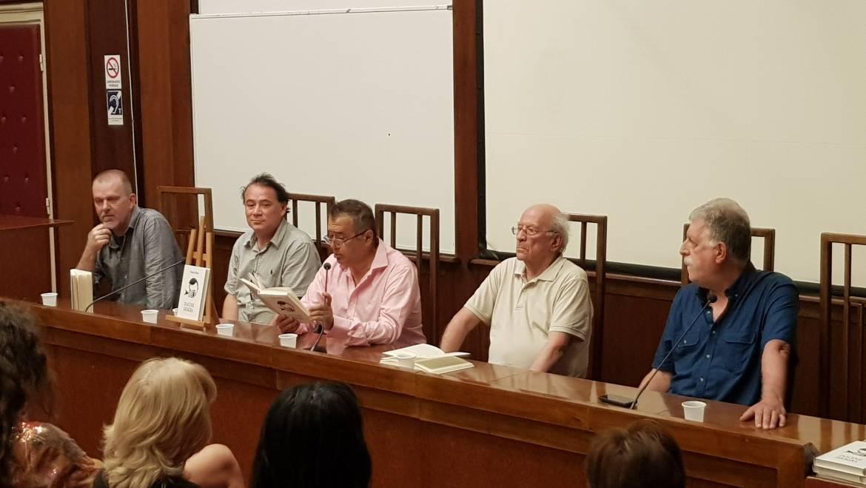 Književna promocija Vladimira Pištala u Beogradu