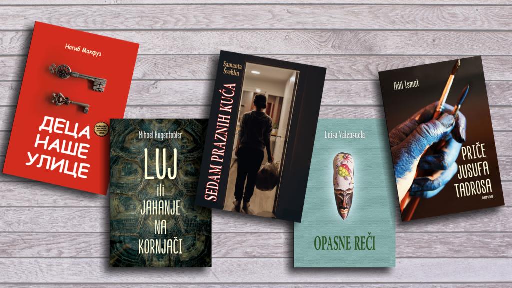 Novi romani stranih autora Agora