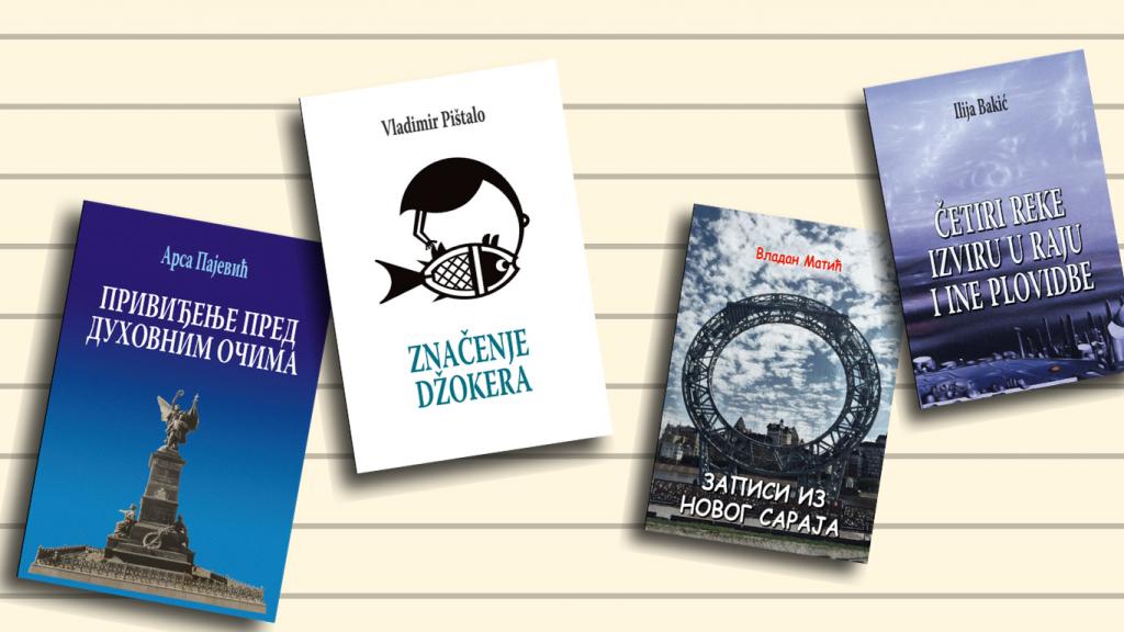 Nove knjige domaćih autora Agora