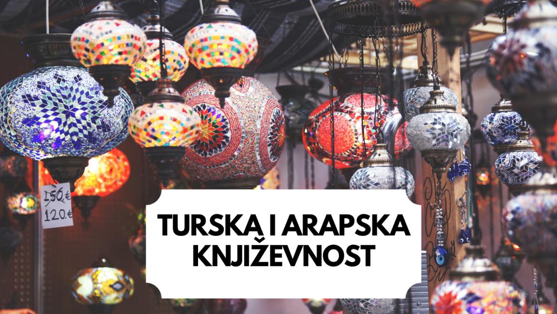 BISERI TURSKE I ARAPSKE KNJIŽEVNOSTI