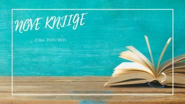 Nove knjige zima 2020/2021