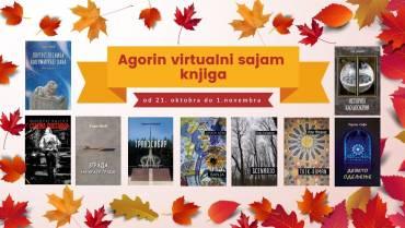 Agorin virtualni sajam knjiga